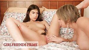 MILFs Exchange Teenager Stepdaughters For Sex - GirlfriendsFilms