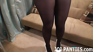 You have to see the underpants I am wearing JOI