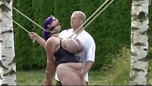 Roped Tits -BBW HD Porn