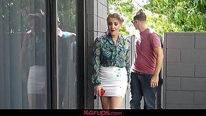 Karups - Single MILF Whitney Morgan Gets New House and New Lollipop