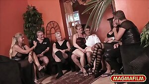 German First-timer Mature Swinger Couples