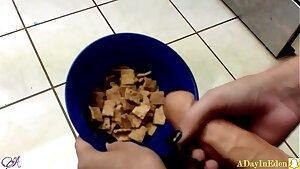 Futanari Fantasies : Cumming On My Cereal : A Sneak Glimpse