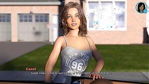 Second Opportunity (v0.8) - [Visual Novel Gaming] - Part 1/2