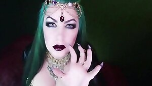 EROTIC MINDCONTROL - SEXY WITCH SPELL JOI -ASMR