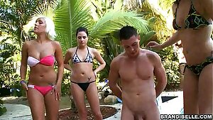 Pool Party - Brandi Belle