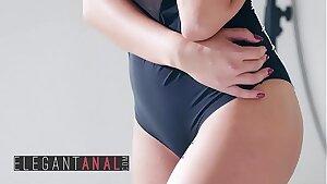 Elegant Anal - Alyssia Kent, Dean Van Damme - Full Opened up - BABES