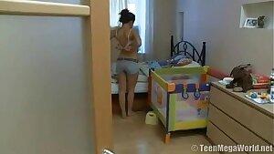 -(Klara) Babysitter Gets Fucked