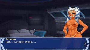 Star Wars Orange Trainer Part 21 cosplay bang super-steamy xxx