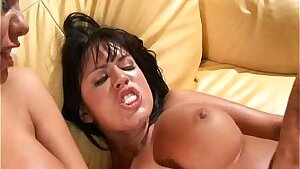Thrilling 3some Featuring 2 MILFs