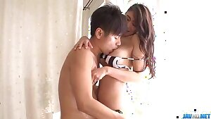 Reiko Kobayakawa outstanding sex hardcore on cam
