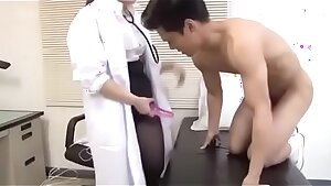 Asian fellow abused by nurse