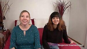 Casting Pet and Tessa Desperate Amateurs