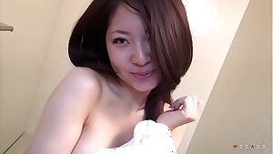 Cute Asian Spinner Got Banged Really Hard In The Middle Of Having Lunch