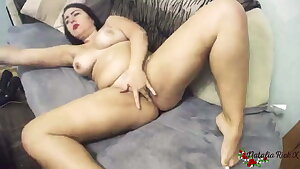 BBW Voluptuous Sucking Pipe Lover and Doggystyle Fuck after Par