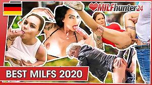 Best German MILFs 2020 Compilation! milfhunter24.com