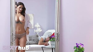 Dane Jones, Beautiful honeys with yam-sized natural tits, romantic